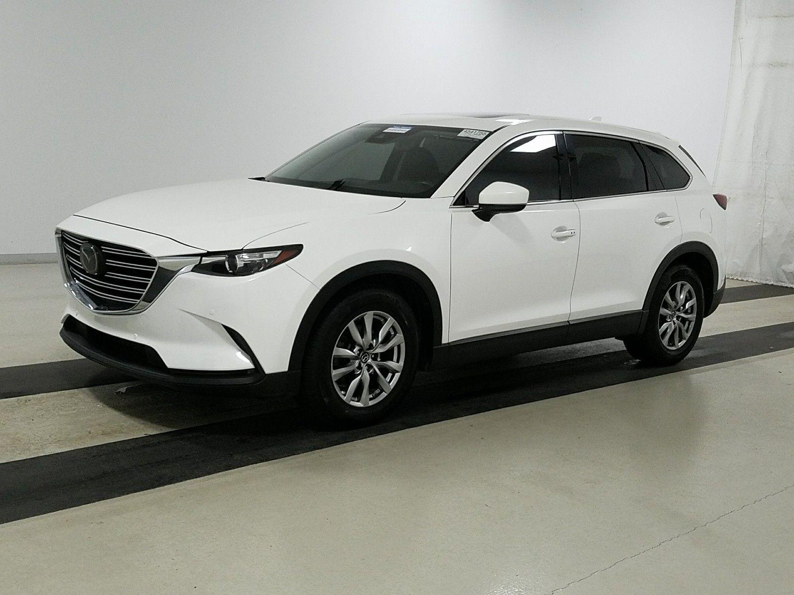 2018 Mazda Cx-9 2.5. Lot 99915987364 Vin JM3TCACY7J0204606