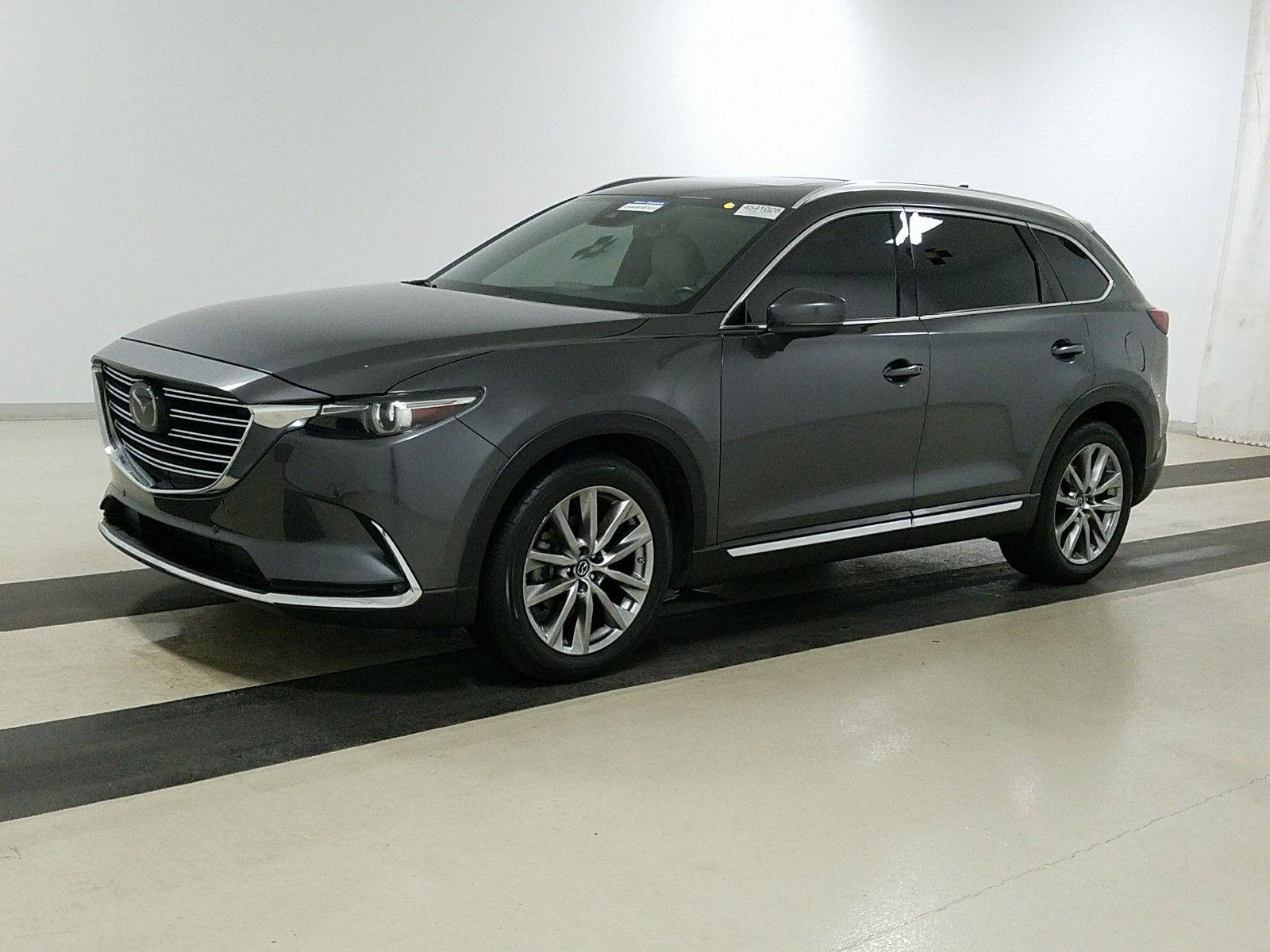 2018 Mazda Cx-9 2.5. Lot 99915986650 Vin JM3TCADY5J0211665