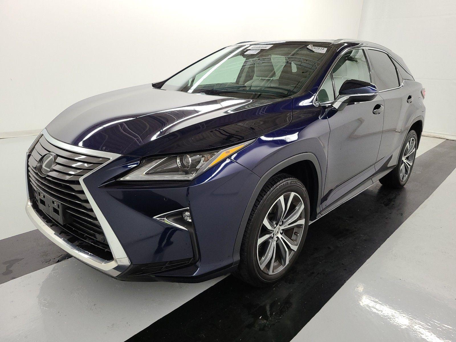 2017 Lexus Rx 3.5. Lot 99912968474 Vin 2T2ZZMCA5HC077341
