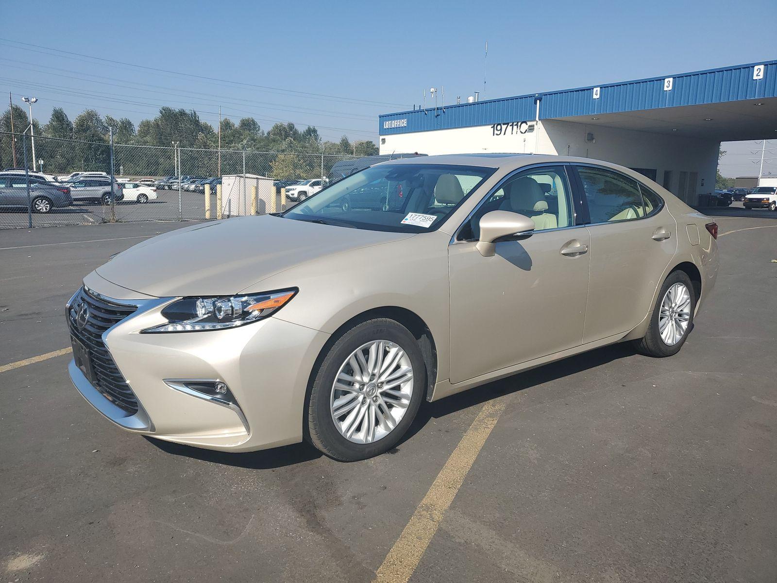 2017 Lexus ES 3.5. Lot 99912254167 Vin 58ABK1GG9HU074697
