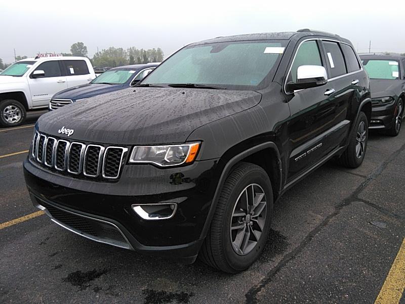 2018 Jeep Grand cherokee 3.6. Lot 99913675255 Vin 1C4RJFBG3JC164845
