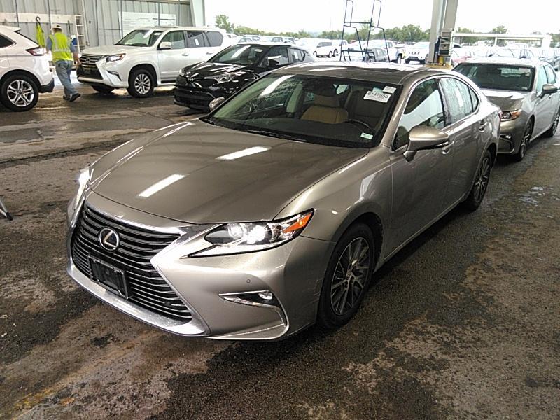 2017 Lexus ES 3.5. Lot 99912775308 Vin 58ABK1GG0HU055374