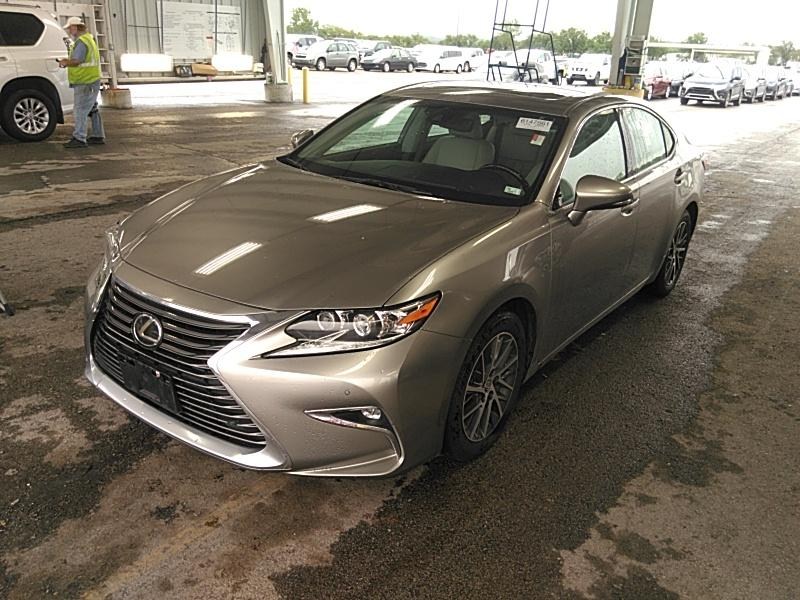 2017 Lexus ES 3.5. Lot 99912775310 Vin 58ABK1GG5HU059937