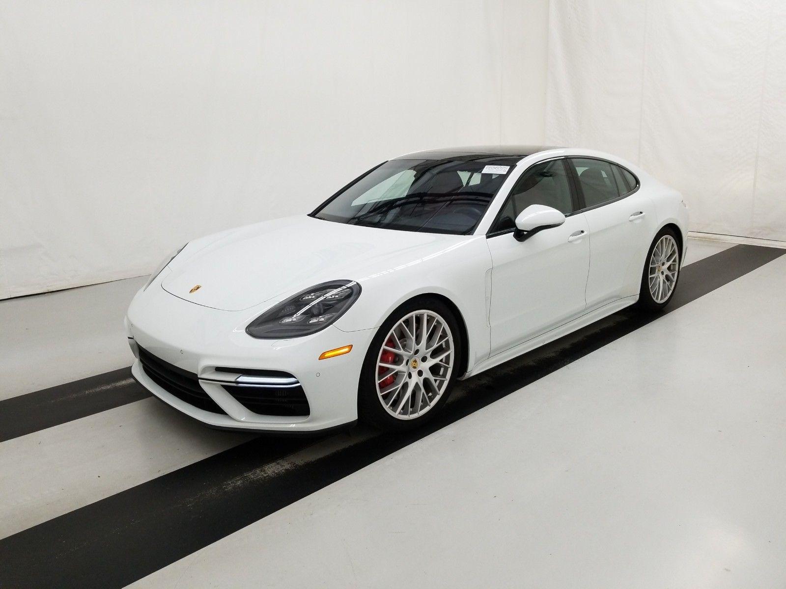 2017 Porsche Panamera 4.0. Lot 99921353871 Vin WP0AF2A71HL151840