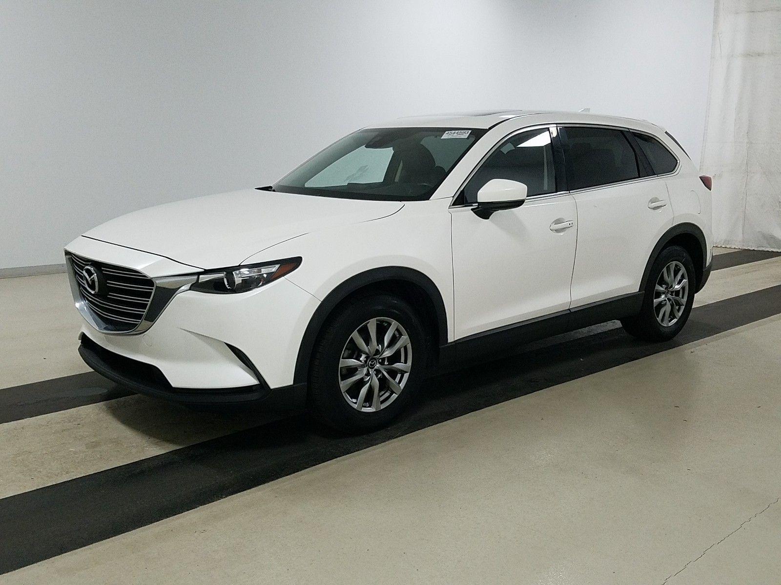 2017 Mazda Cx-9 2.5. Lot 99915992071 Vin JM3TCACY5H0129530
