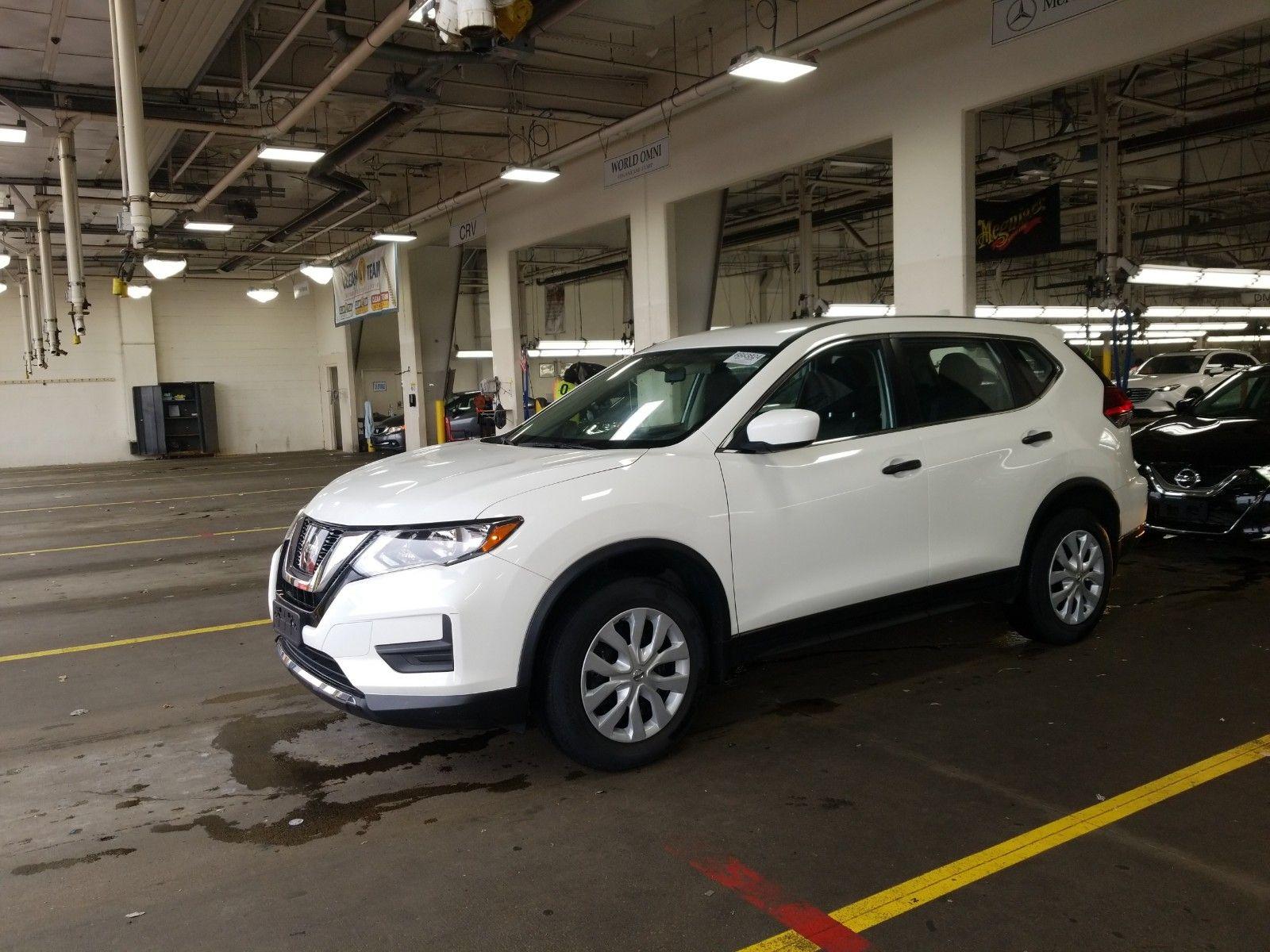 2017 Nissan Rogue 2.5. Lot 99921367230 Vin JN8AT2MV7HW024337