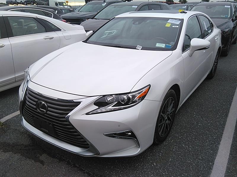 2017 Lexus ES 3.5. Lot 99921368601 Vin 58ABK1GG7HU050060