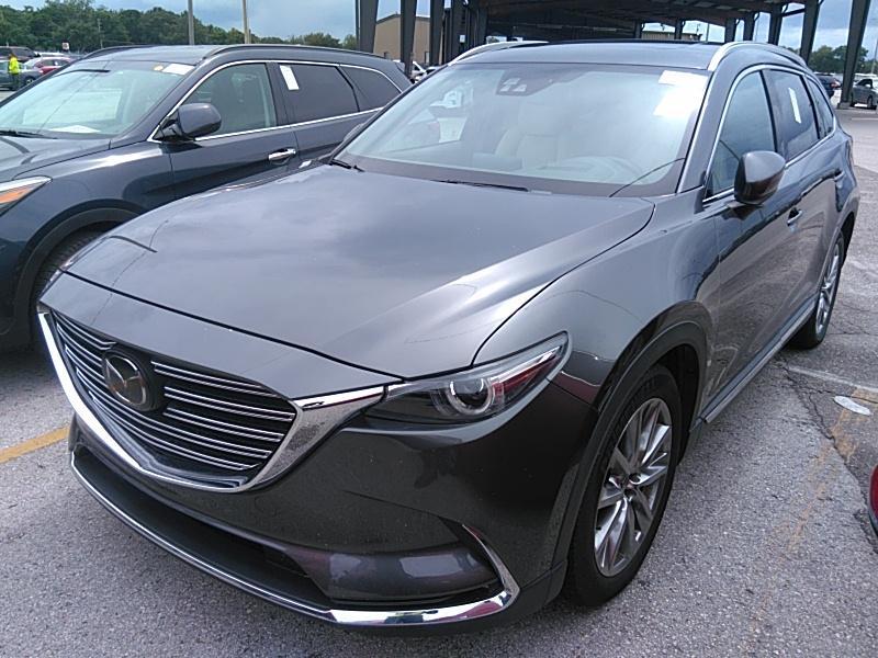 2017 Mazda Cx-9 2.5. Lot 99915993987 Vin JM3TCBDY7H0133275