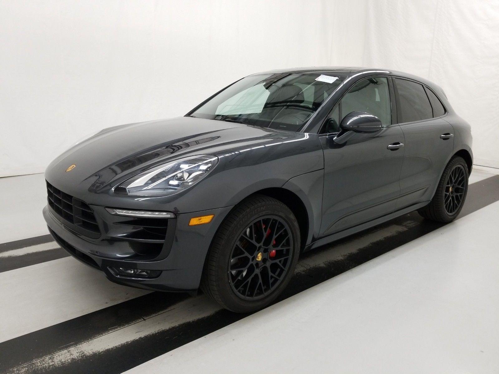 2017 Porsche Macan 3.0. Lot 99921353868 Vin WP1AG2A59HLB54611