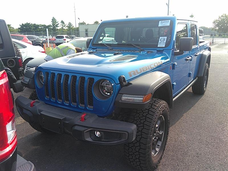 2020 Jeep Gladiator 3.6. Lot 99913906889 Vin 1C6JJTBG1LL194383