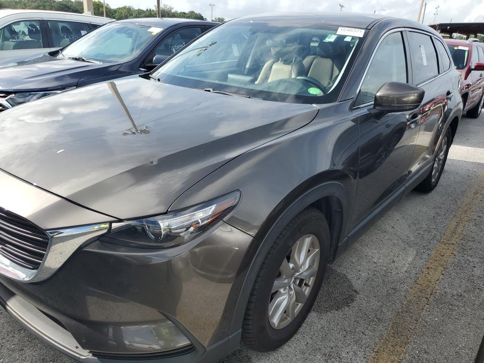 2017 Mazda Cx-9 2.5. Lot 99915993978 Vin JM3TCABYXH0134109
