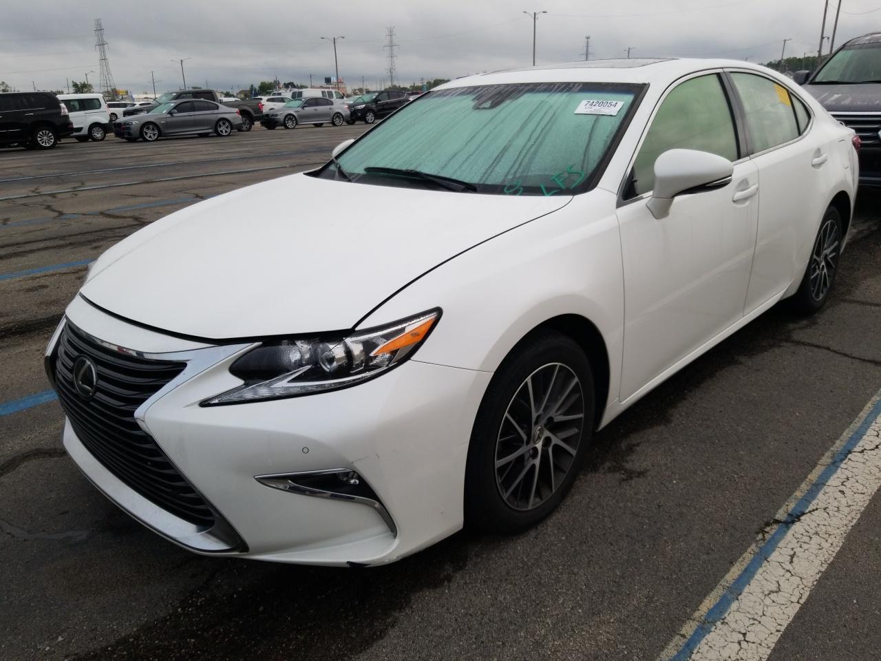 2017 Lexus ES 3.5. Lot 99914687626 Vin JTHBK1GG7H2247090