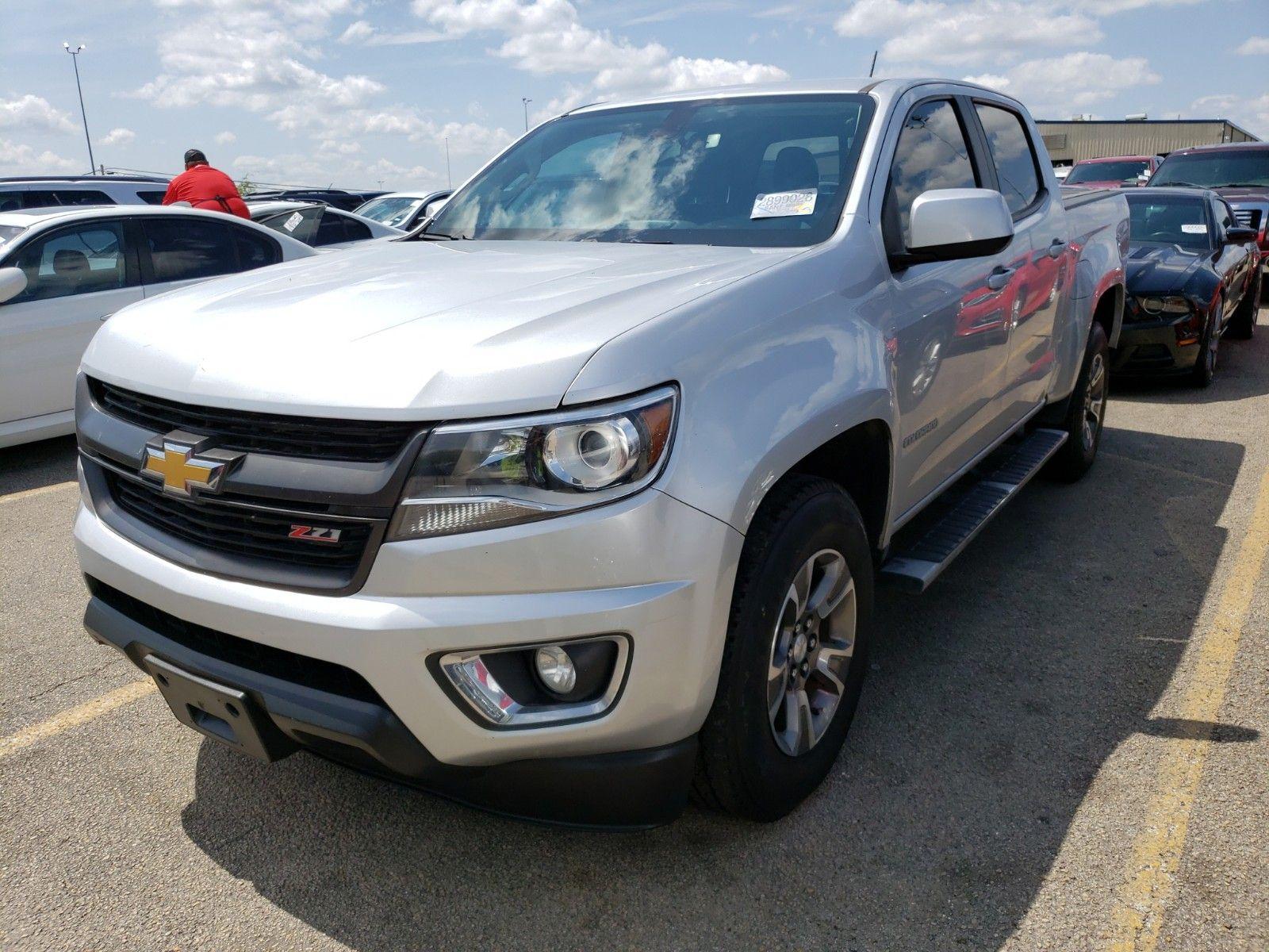 2016 Chevrolet Colorado 3.6. Lot 99913462855 Vin 1GCGSDE31G1277909