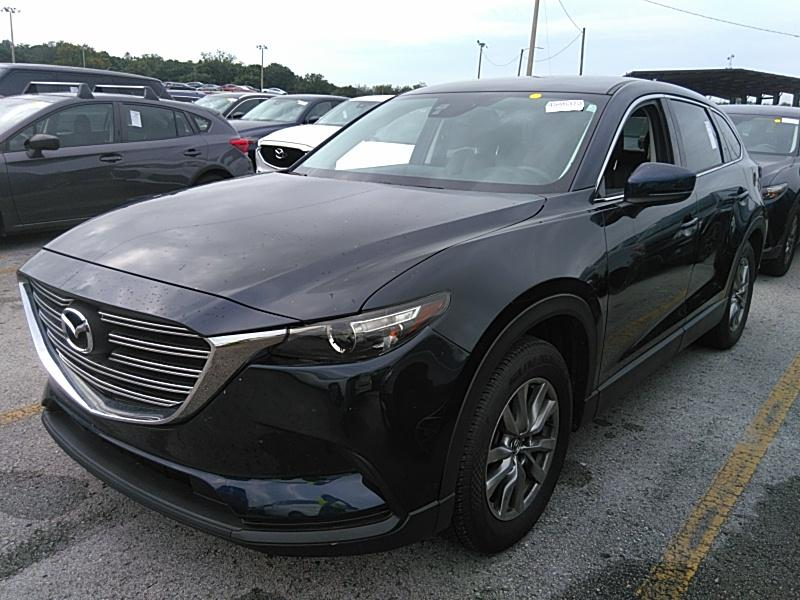 2017 Mazda Cx-9 2.5. Lot 99915993980 Vin JM3TCACY4H0135903