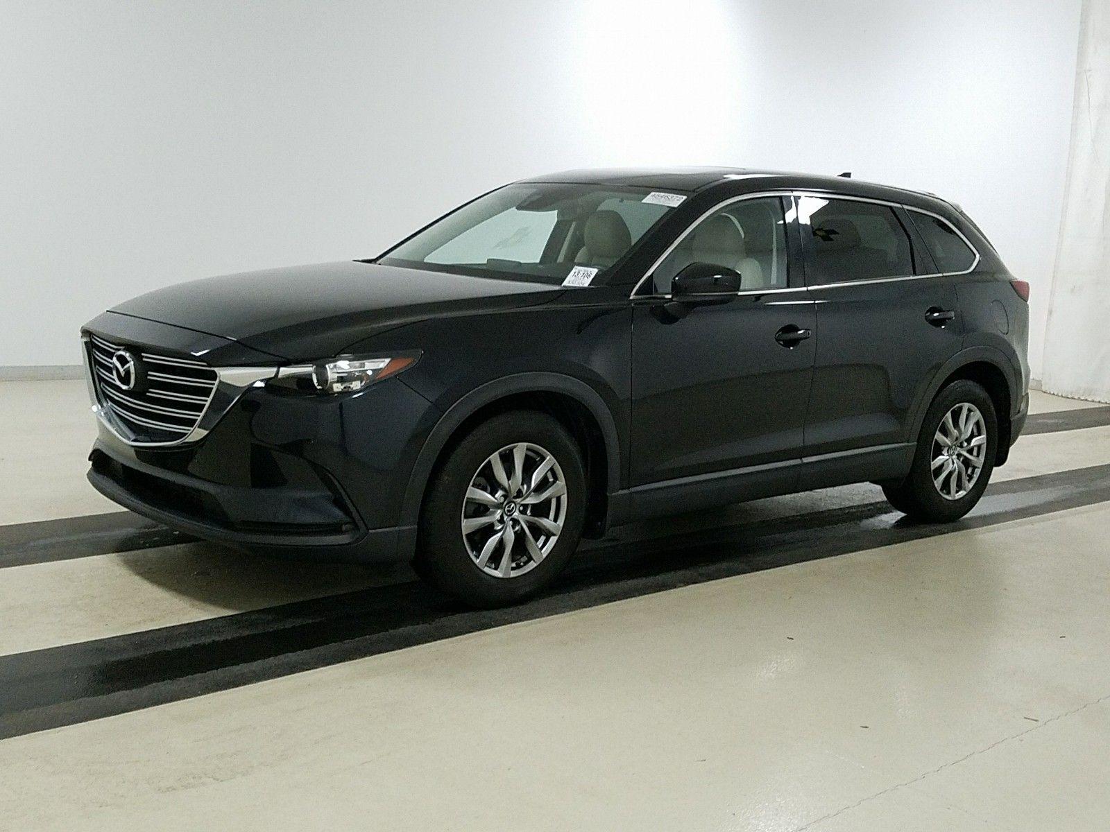 2017 Mazda Cx-9 2.5. Lot 99915993979 Vin JM3TCACY3H0135276