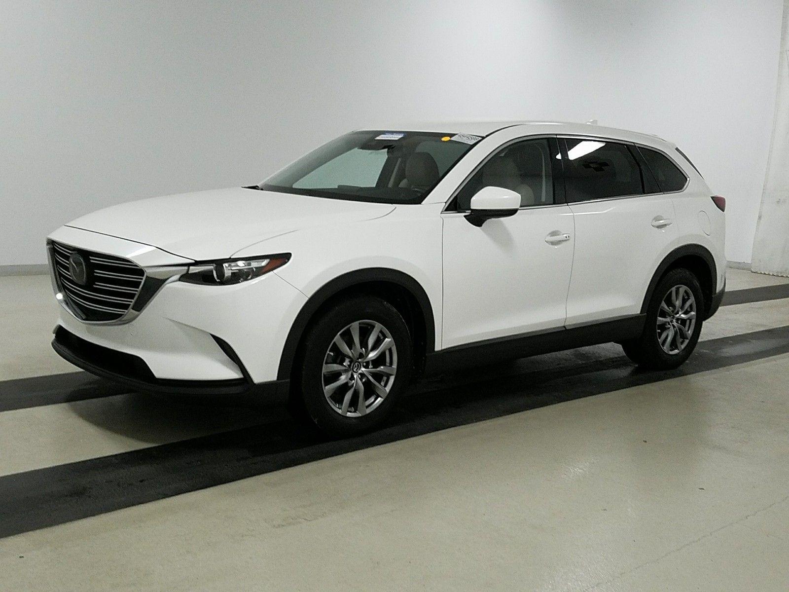 2018 Mazda Cx-9 2.5. Lot 99915992047 Vin JM3TCACY0J0211185