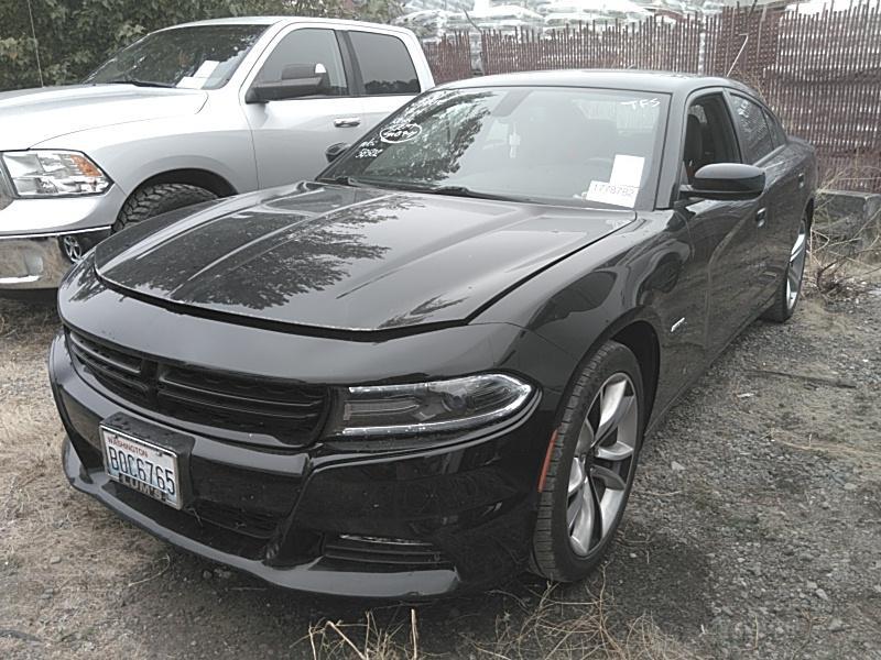 2017 Dodge Charger 5.7. Lot 99912256388 Vin 2C3CDXCT0HH659868