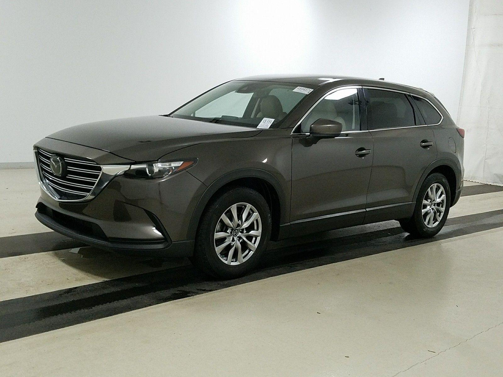 2018 Mazda Cx-9 2.5. Lot 99915993981 Vin JM3TCACY9J0210228