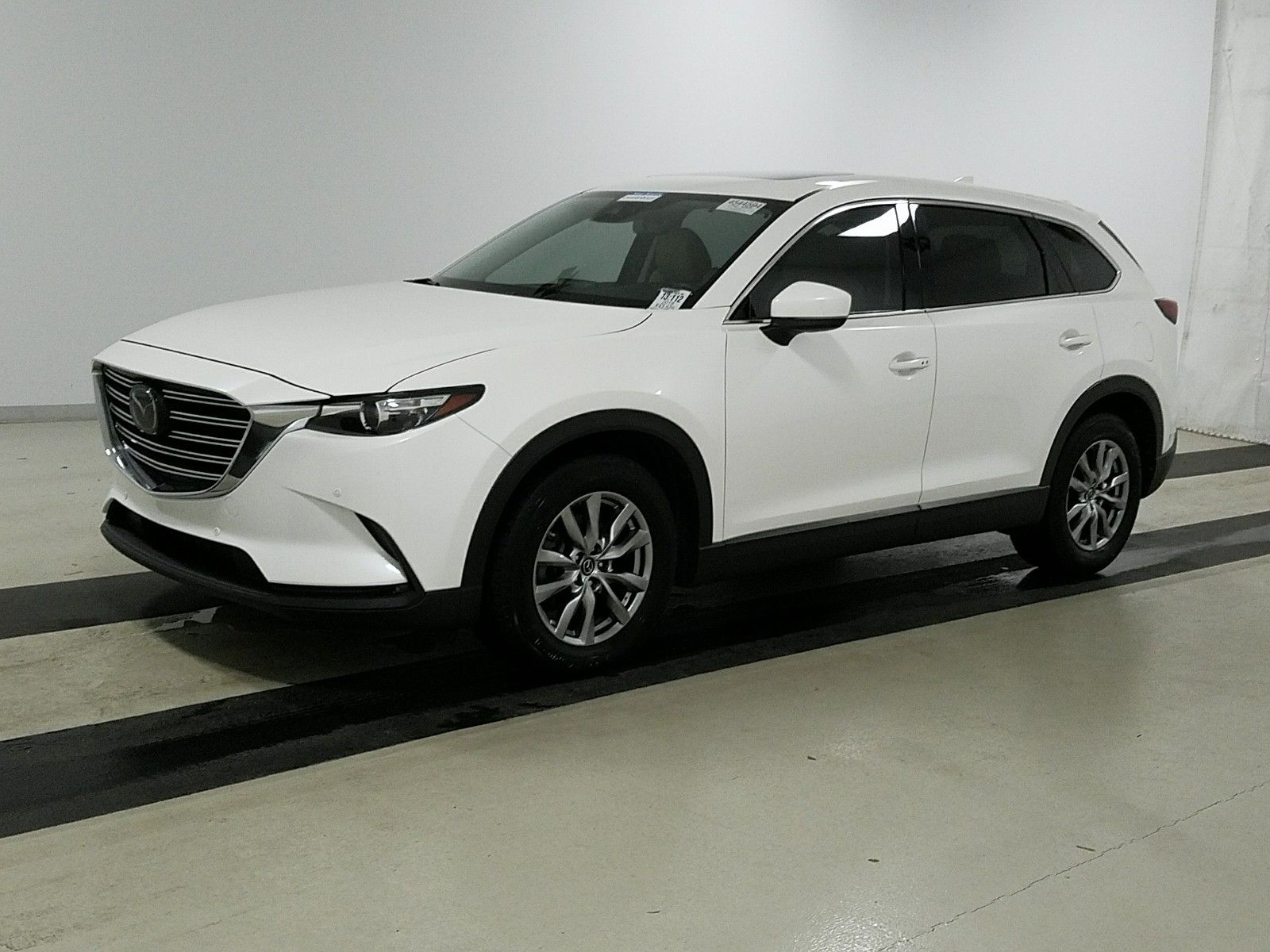 2018 Mazda Cx-9 2.5. Lot 99915992072 Vin JM3TCACY9J0211671