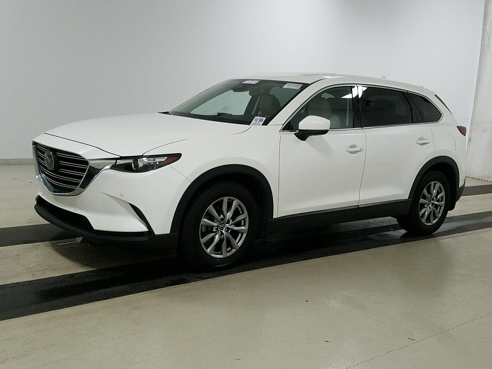 2018 Mazda Cx-9 2.5. Lot 99915992070 Vin JM3TCACY4J0207690