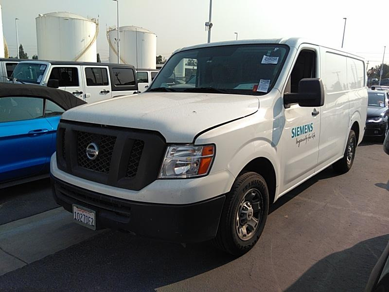 2017 Nissan Nv 4.0. Lot 99913653675 Vin 1N6BF0KM1HN802530