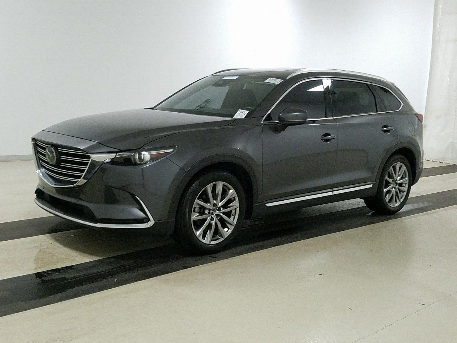 2018 Mazda Cx-9 2.5. Lot 99915993983 Vin JM3TCADY8J0202605