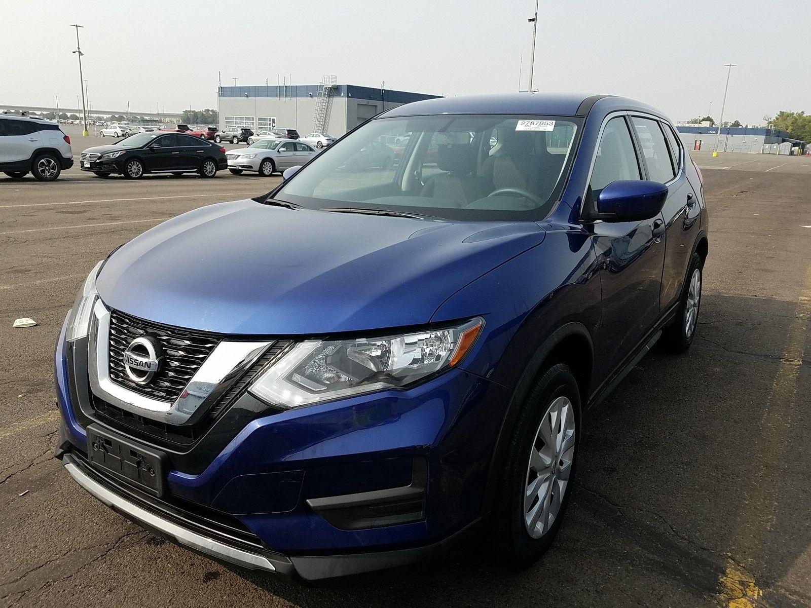 2017 Nissan Rogue 2.5. Lot 99913283743 Vin JN8AT2MV0HW012384