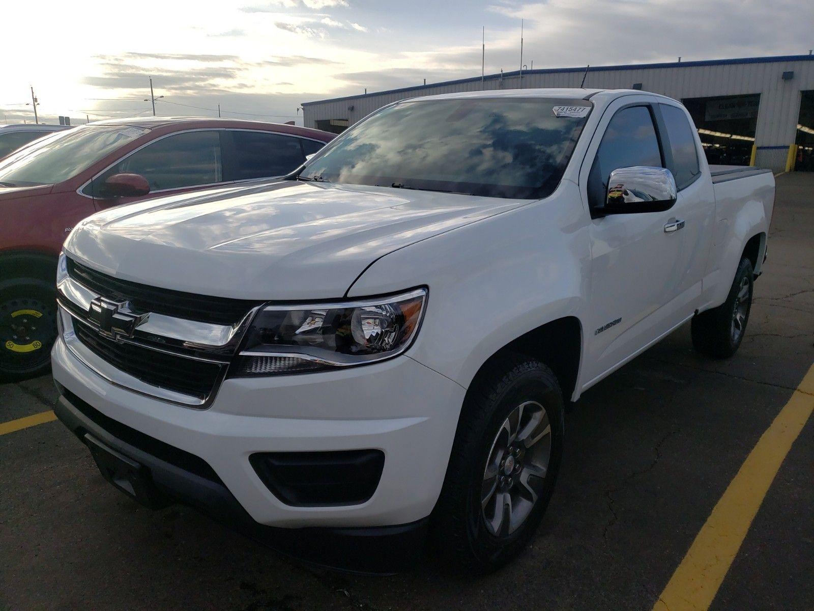 2016 Chevrolet Colorado 2.5. Lot 99914679271 Vin 1GCHSBEA8G1329933