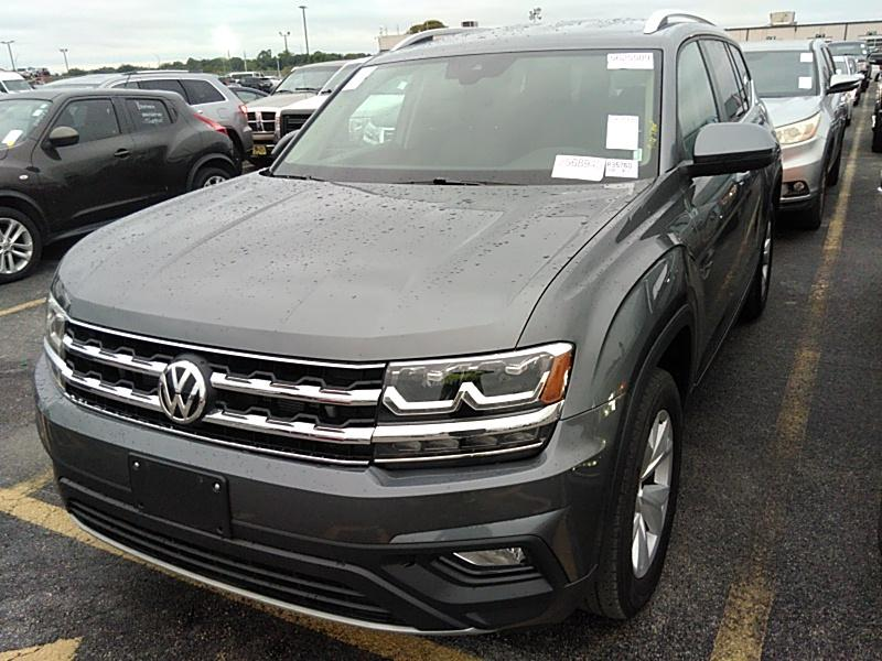 2019 VOLKSWAGEN ATLAS AWD V6 SE W/TECH