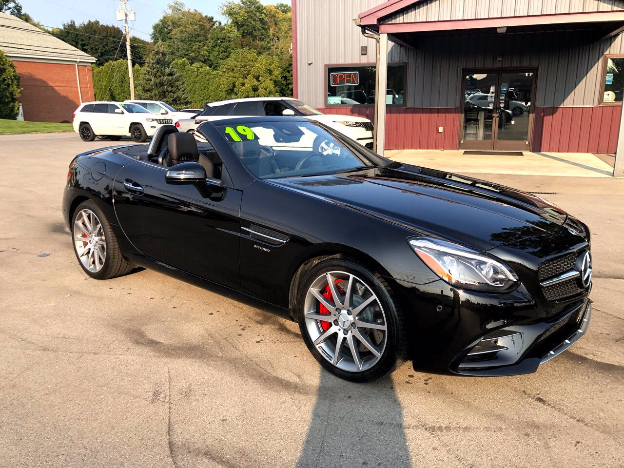 2019 Mercedes-benz SLC . Lot 999207568328 Vin WDDPK6GA8KF163592