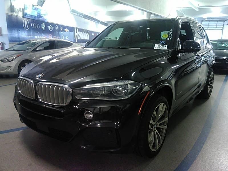 2017 BMW X5 50I XDRIVE 50IX MSPT