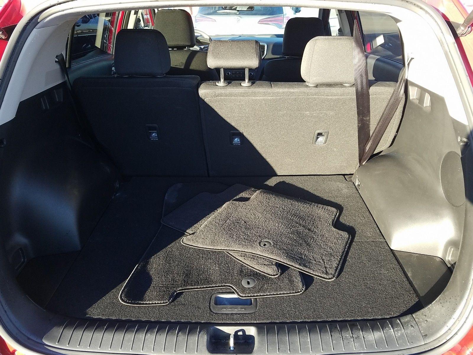 2020 KIA SPORTAGE FWD 4C LX - 7