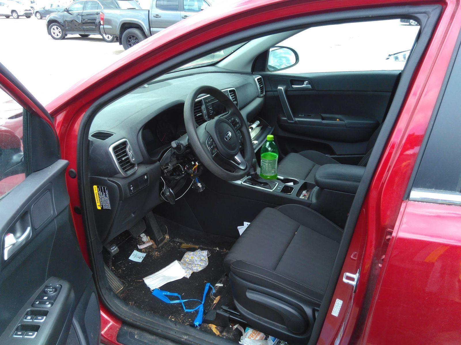 2019 KIA SPORTAGE FWD 4C LX - 3