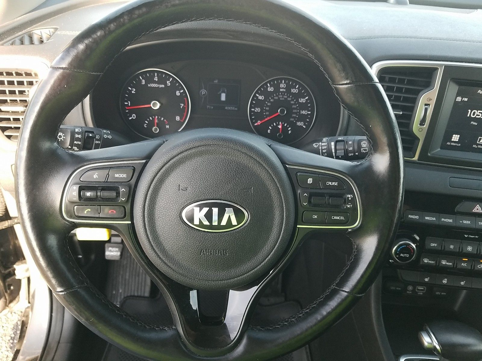 2019 KIA SPORTAGE FWD 4C EX - 10