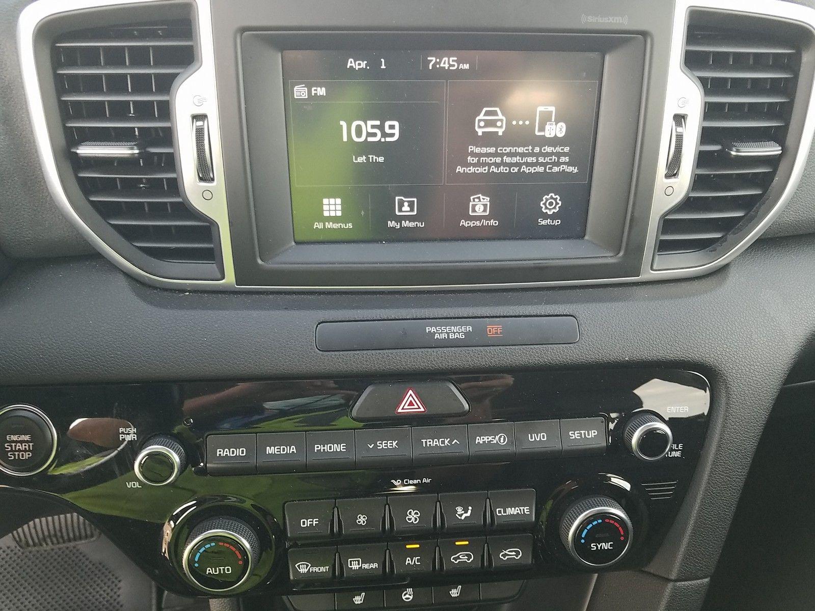 2019 KIA SPORTAGE FWD 4C EX - 11