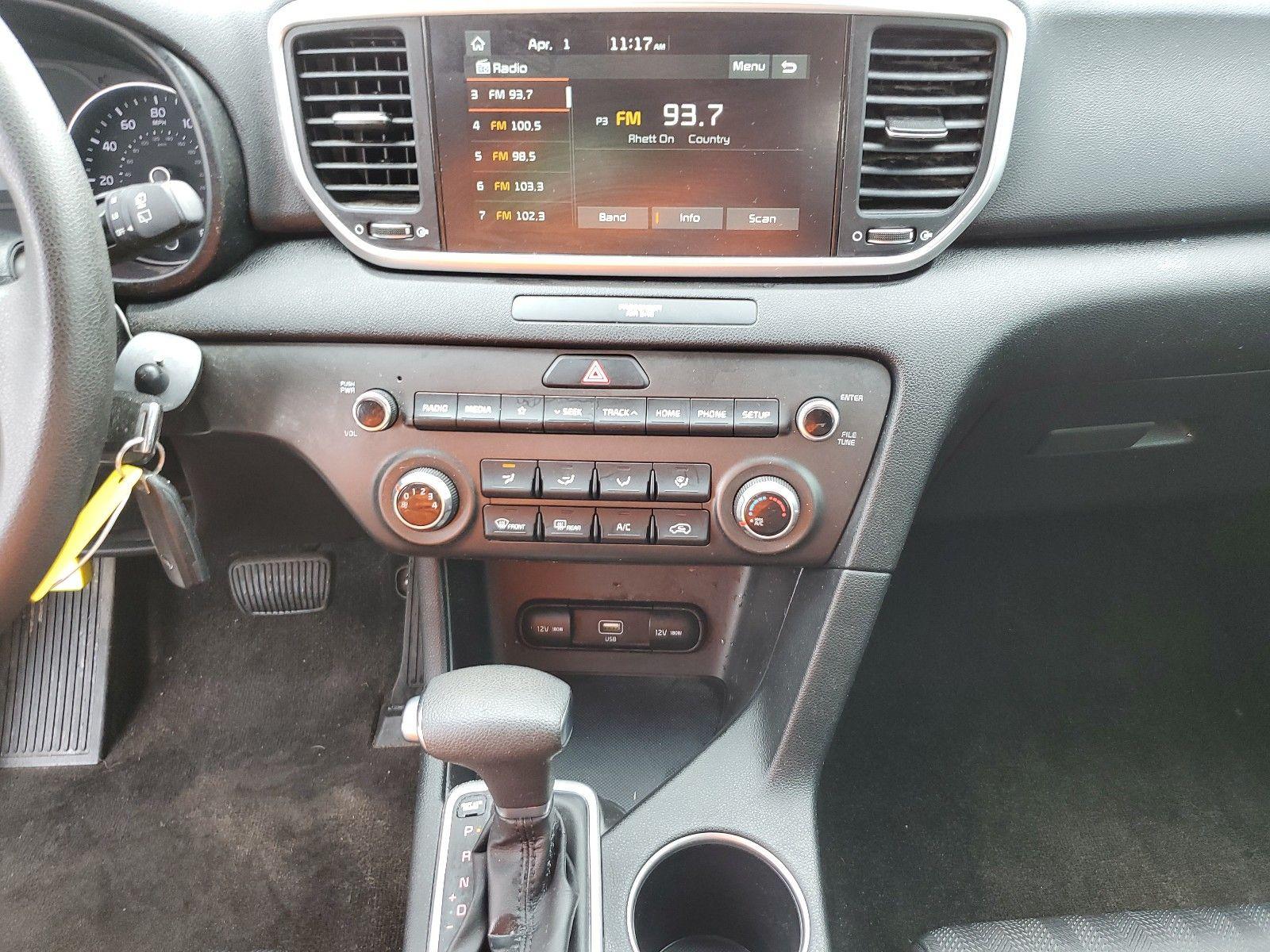 2020 KIA SPORTAGE FWD 4C LX - 11