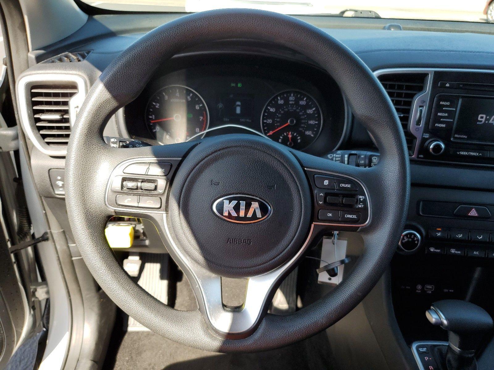 2019 KIA SPORTAGE AWD 4C LX - 10