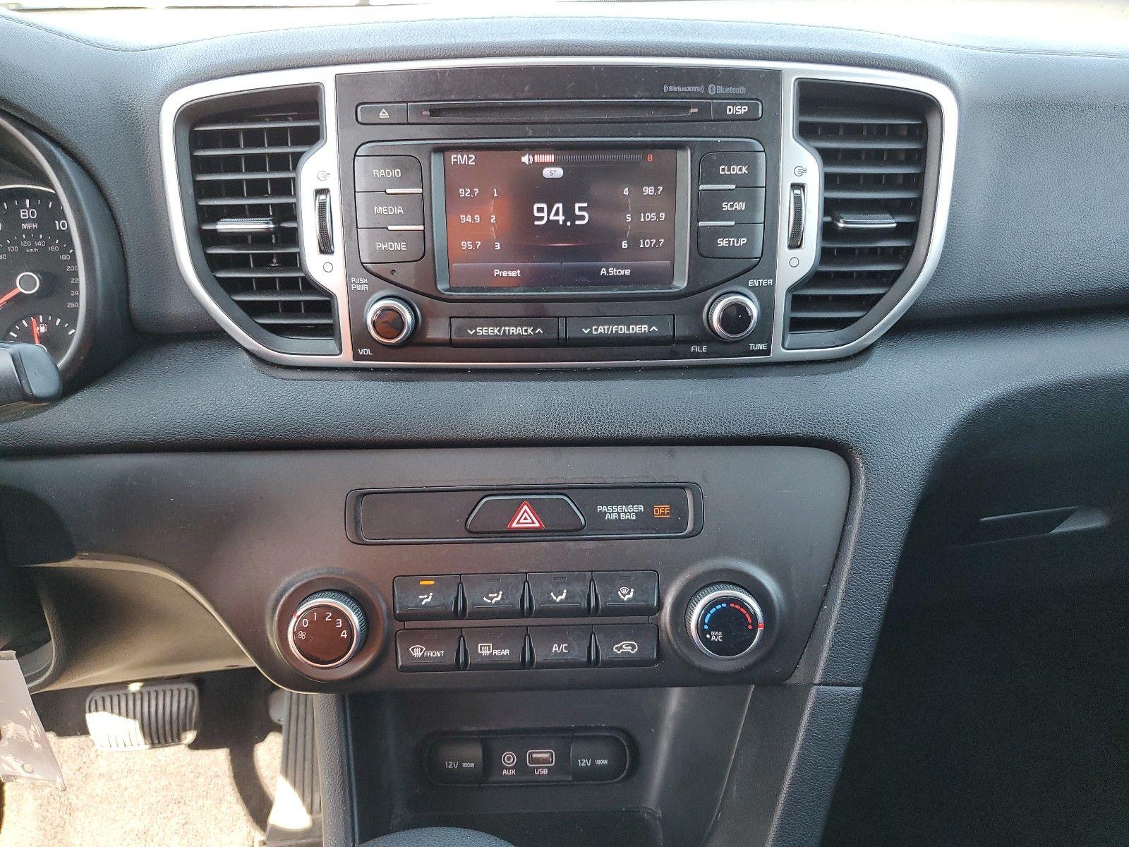 2019 KIA SPORTAGE AWD 4C LX - 11