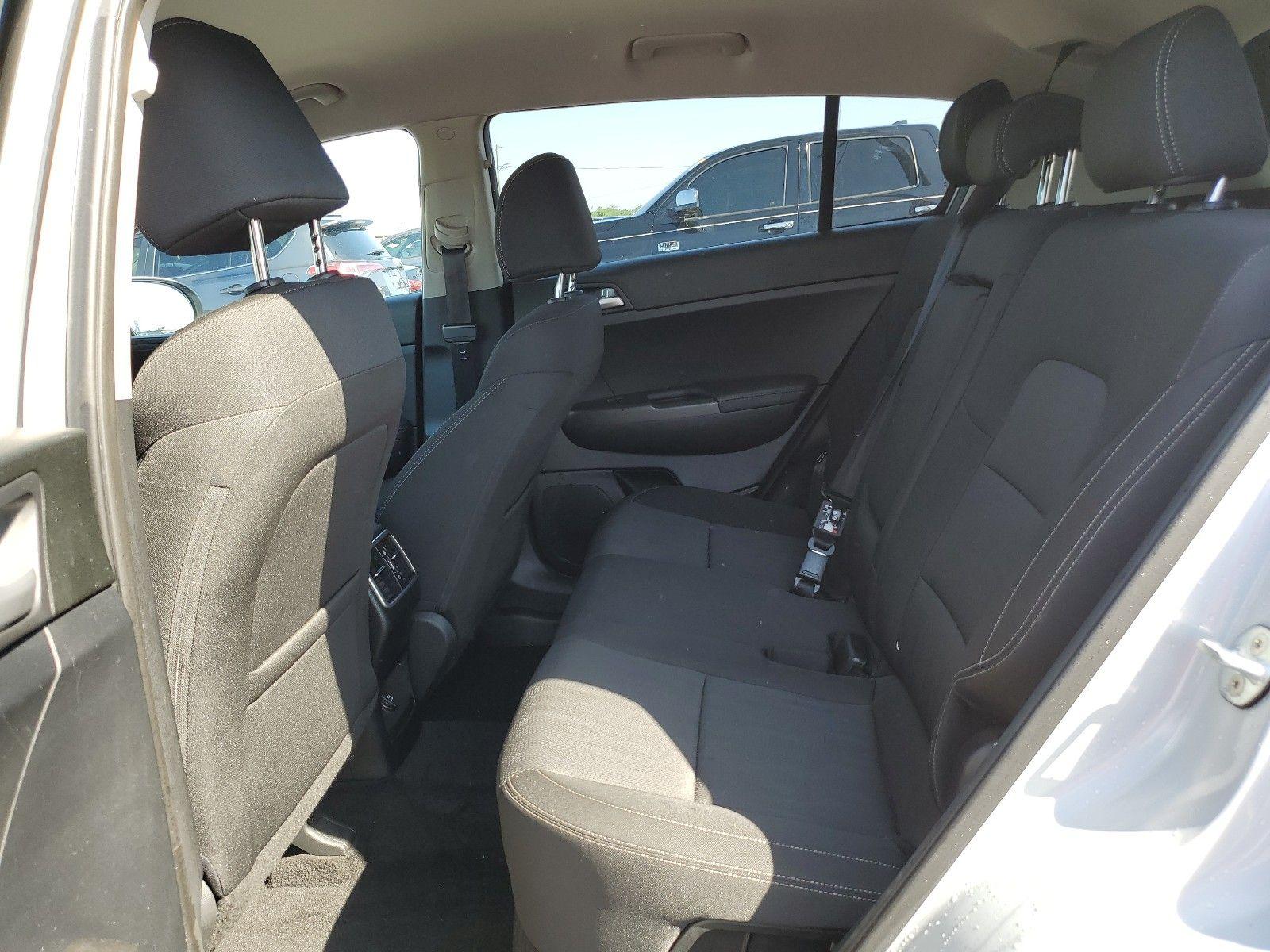 2019 KIA SPORTAGE AWD 4C LX - 13