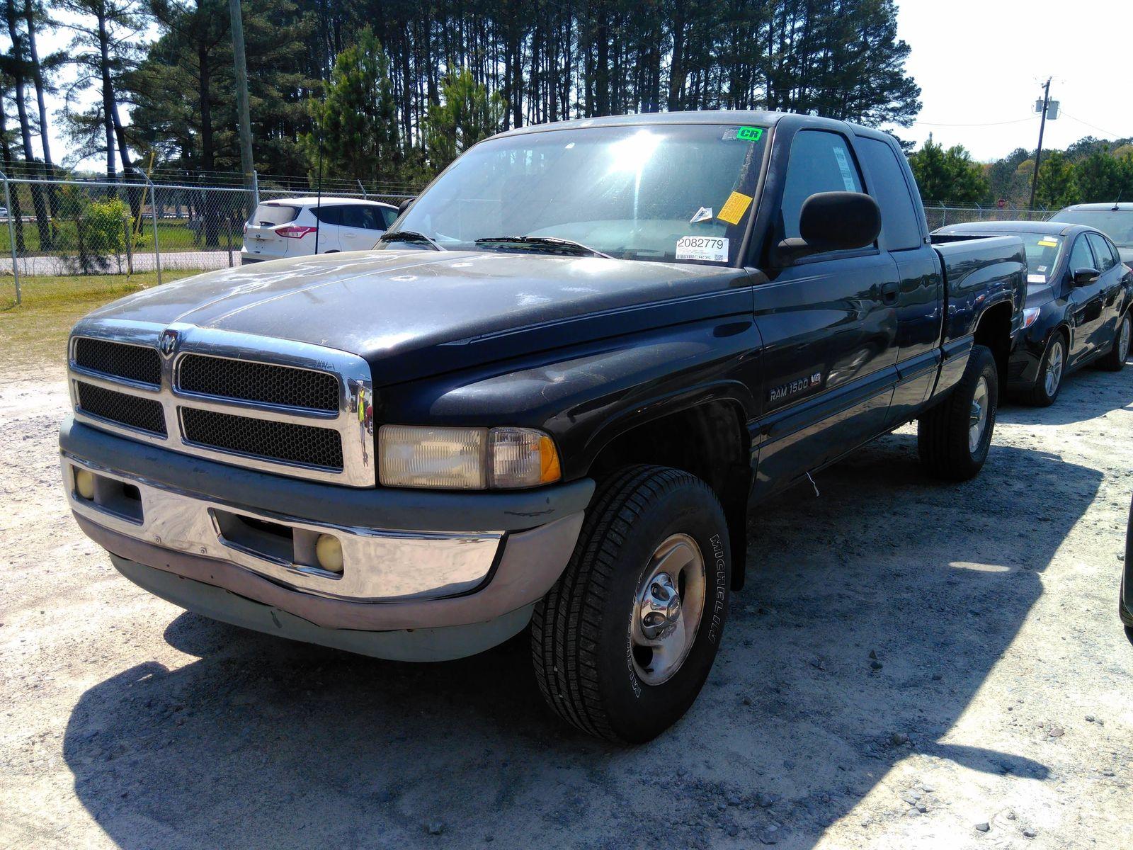 1999 Dodge Ram 1500