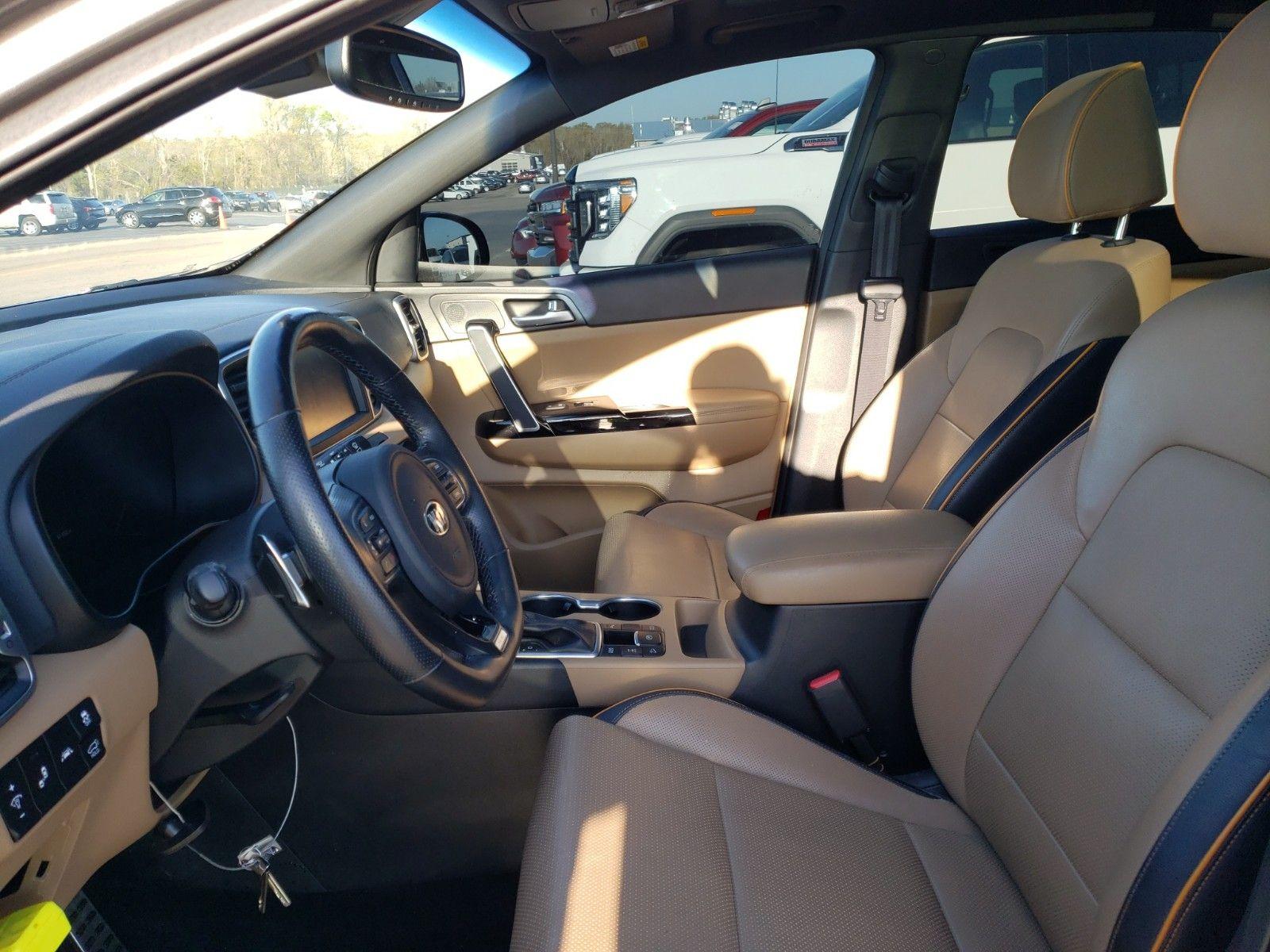 2019 KIA SPORTAGE AWD 4C SX TURBO - 7