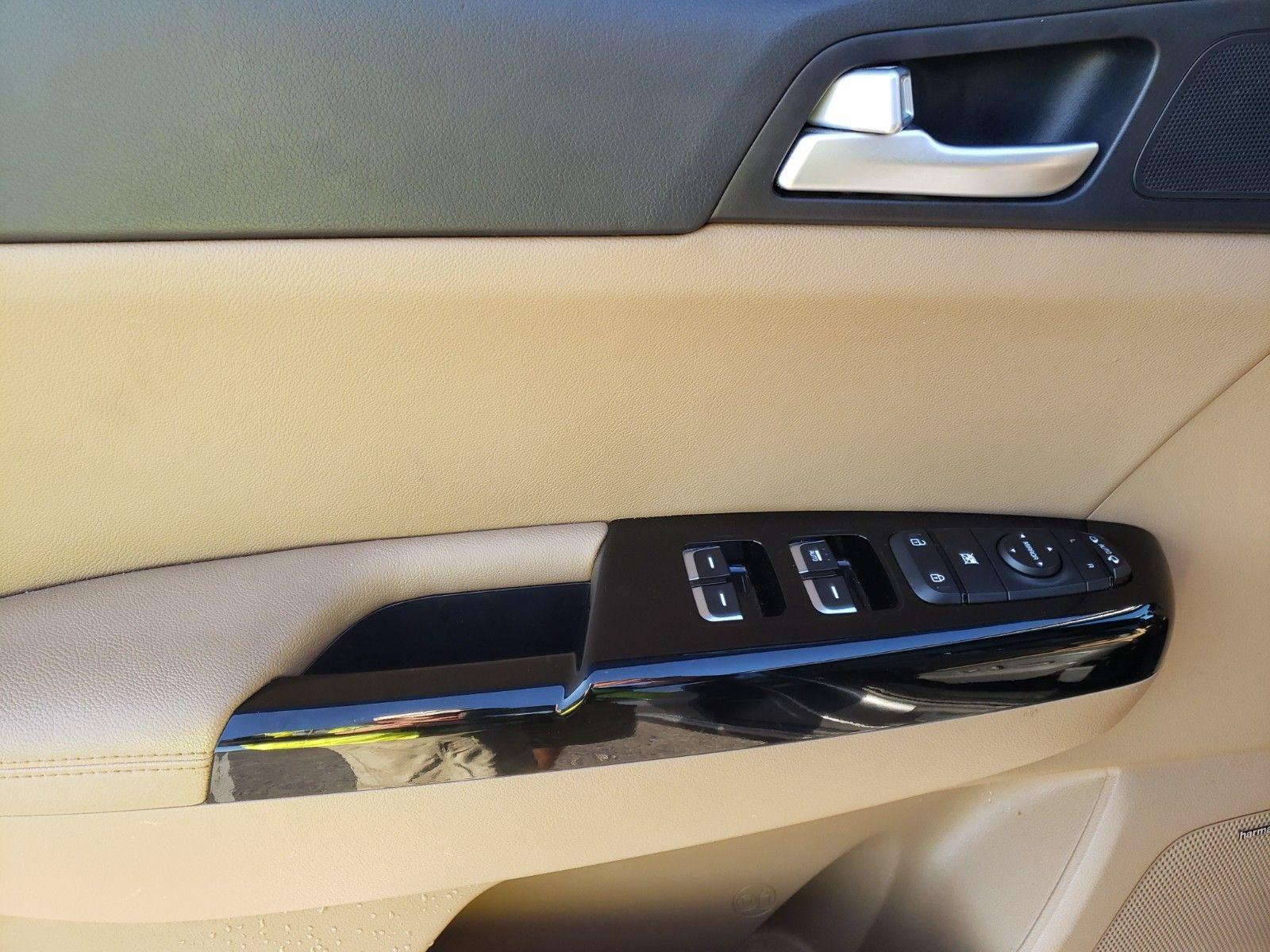 2019 KIA SPORTAGE AWD 4C SX TURBO - 9
