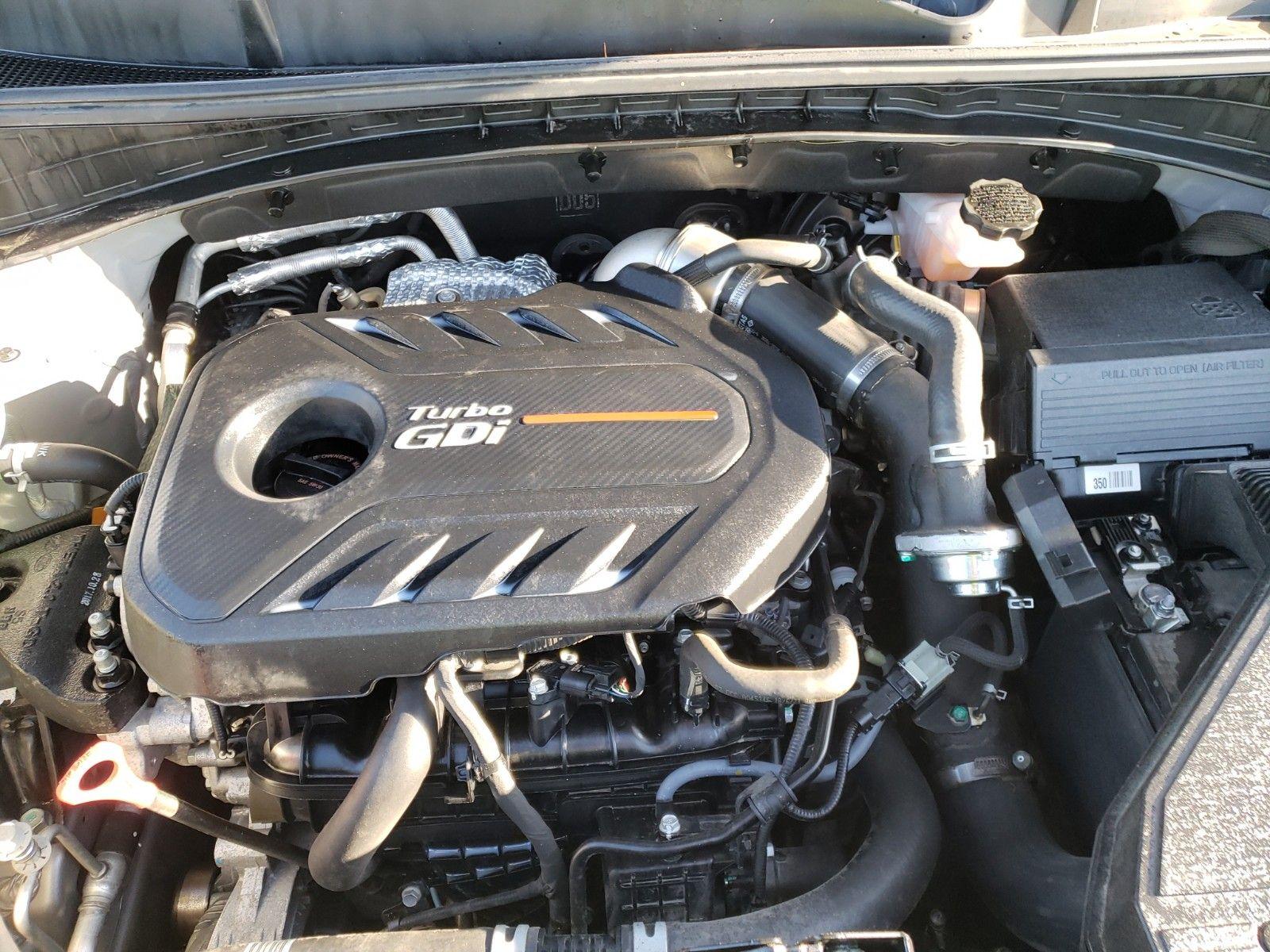 2019 KIA SPORTAGE AWD 4C SX TURBO - 16