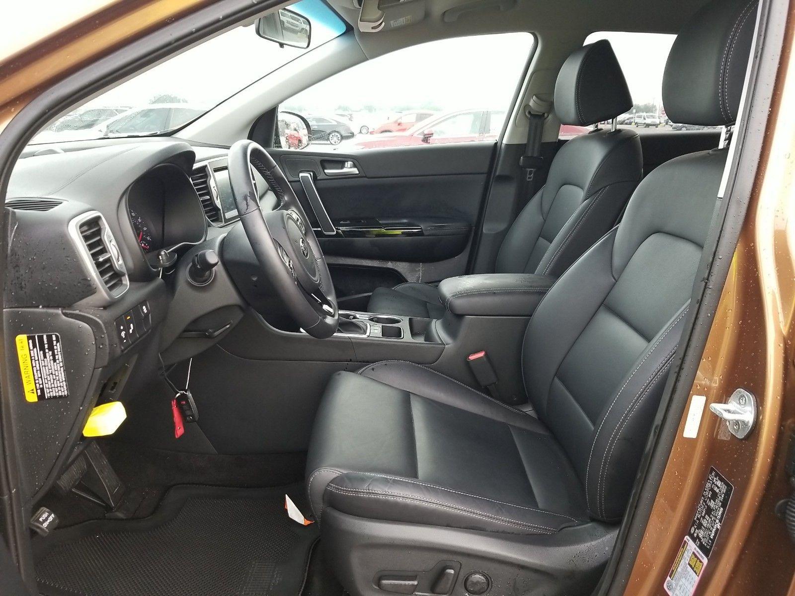 2019 KIA SPORTAGE FWD 4C EX - 7