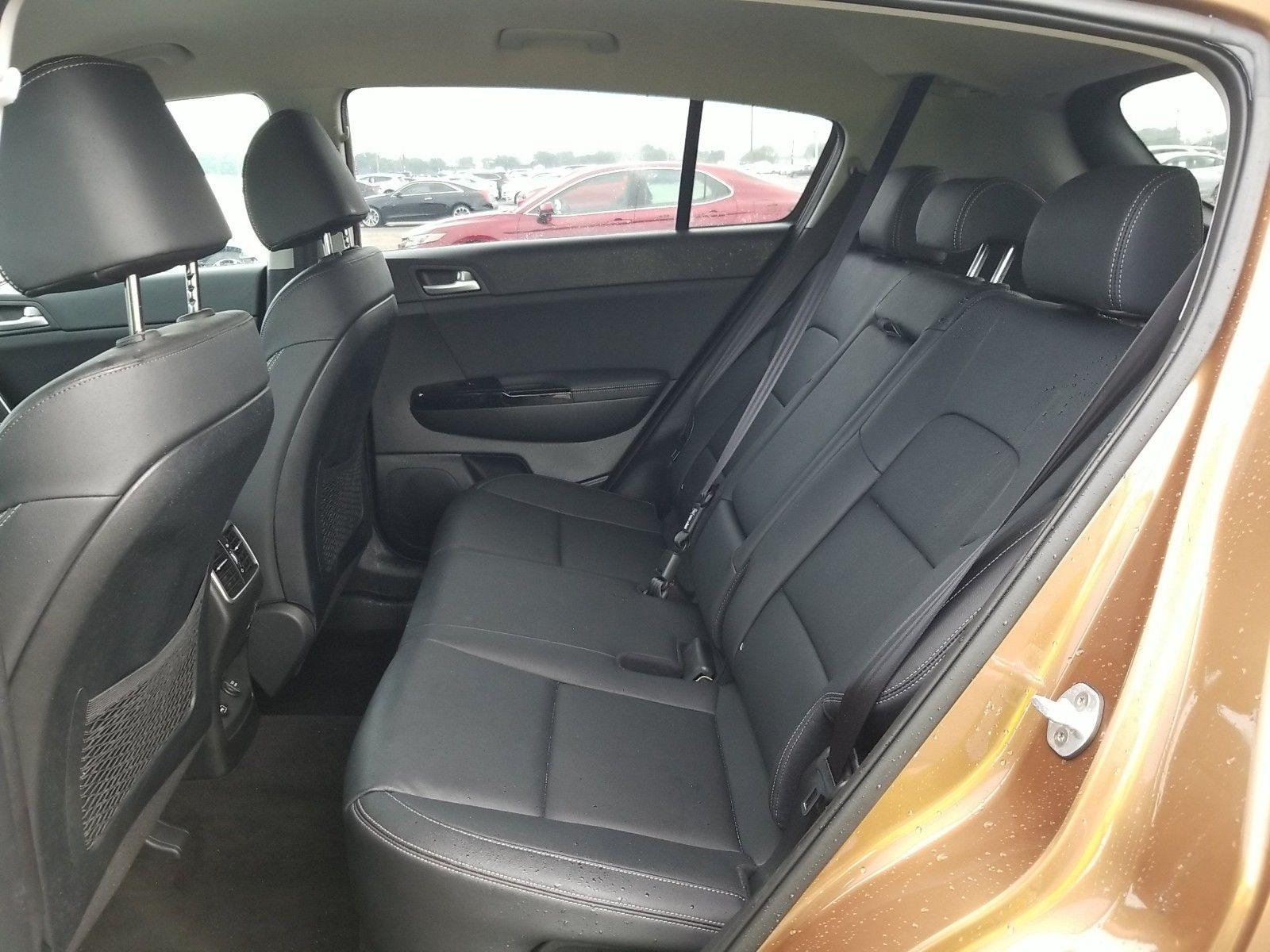 2019 KIA SPORTAGE FWD 4C EX - 13