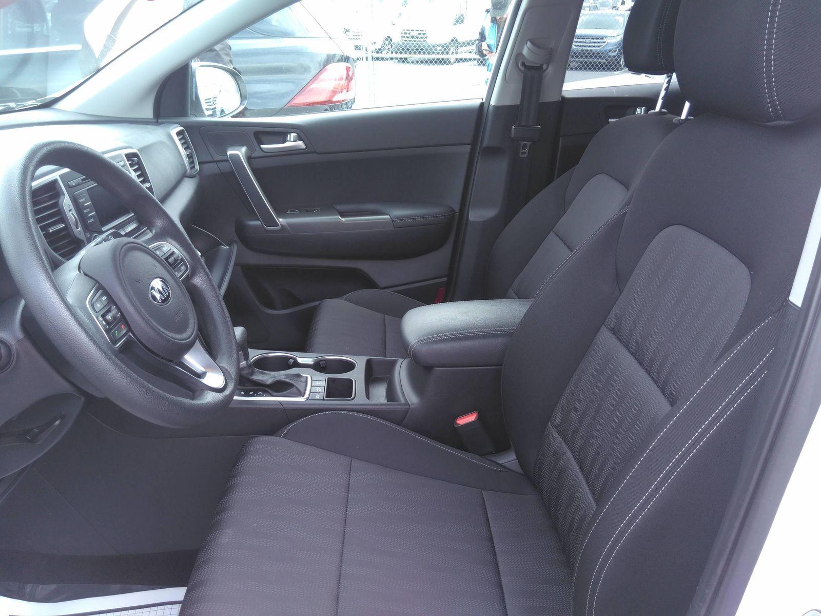 2019 KIA SPORTAGE AWD 4C LX - 7