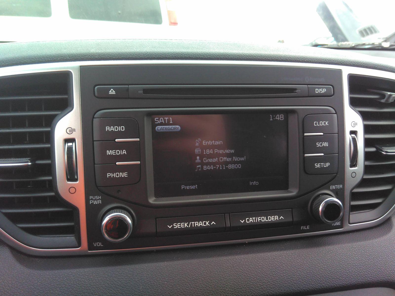 2019 KIA SPORTAGE AWD 4C LX - 8