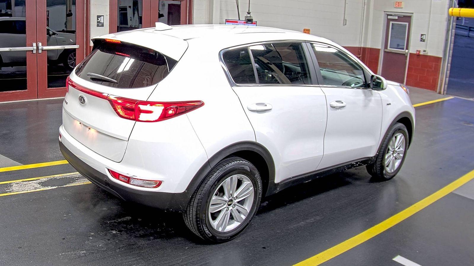 2019 KIA SPORTAGE AWD 4C LX - 4